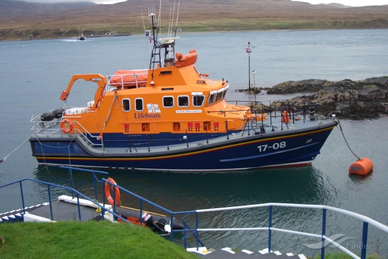RNLI LIFEBOAT 17-08 photo