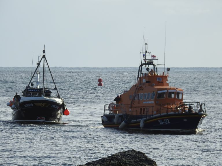 RNLI LIFEBOAT 14-22 photo
