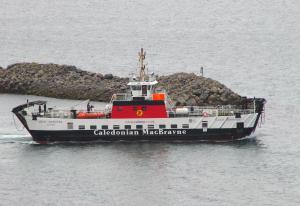 Photo of LOCH BHRUSDA ship