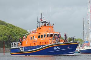 Photo of RNLI LIFEBOAT 17-18 ship