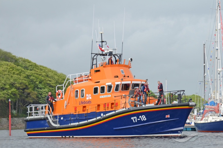 RNLI LIFEBOAT 17-18 photo
