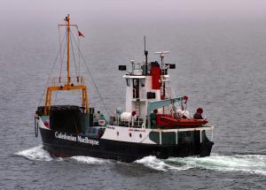 Photo of EIGG ship