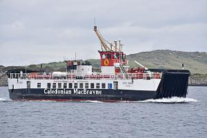 Photo of LOCH RANZA ship