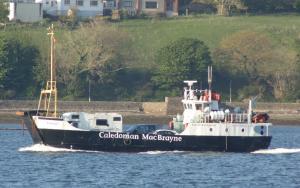 Photo of MV RAASAY ship