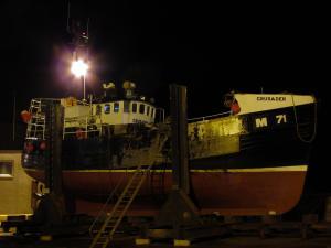 Photo of CRUSADER M71 ship