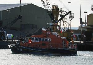 Photo of RNLI LIFEBOAT 14-32 ship