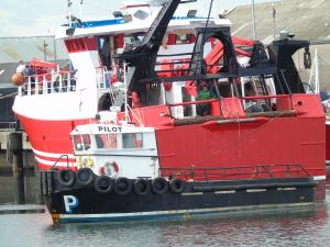 Photo of PILOT BOAT AILSA ship