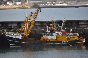 Photo of FV AALTJE ADRIAANTJE ship
