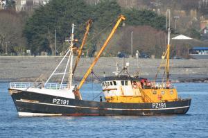 Photo of FV W S S  PZ191 ship