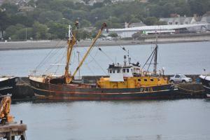 Photo of JAMES R H PZ78 ship