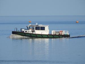 Photo of SKUA ship