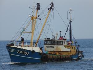 Photo of SUSAN BIRD FR357 ship