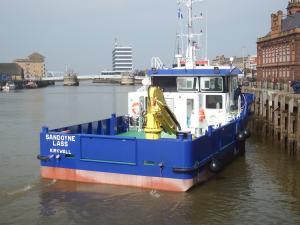 Photo of SANDOYNE LASS ship