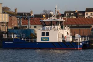 WHERRY FISHER (IMO N/A) Photo