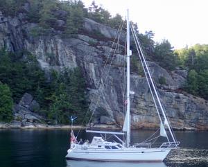 Photo of SIMARA ship