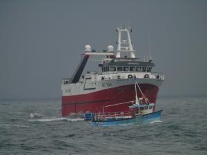 Photo of VENTURE III BF326 ship