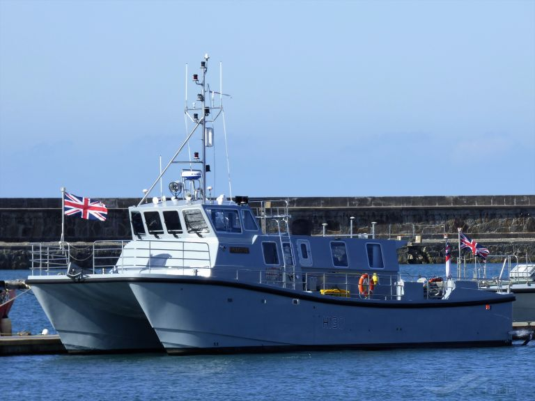 HMS MAGPIE photo