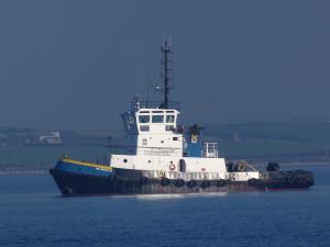 Photo of SMIT WATERLOO ship