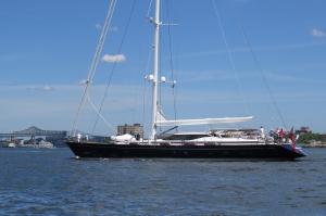 Photo of NASHIRA II ship