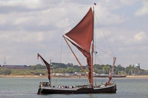 Photo of THISTLE ship
