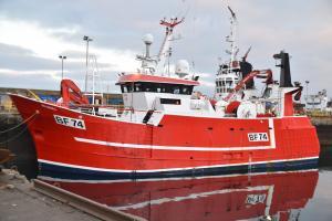 Photo of GUARD VESSEL SEAGULL ship