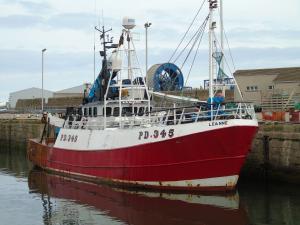 Photo du navire FV LEANNE PD345
