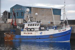 Photo of FLADDA MAID UL209 ship