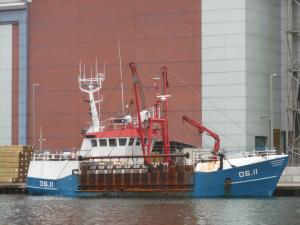 Photo of VERTROUWEN  DS11 ship