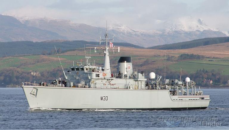HMS LEDBURY photo