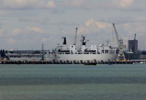 HMS ALBION (IMO N/A) Photo