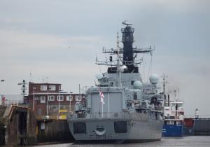 Photo of HMS MONTROSE ship
