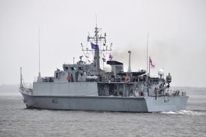 Photo of NATO WARSHIP M107 ship