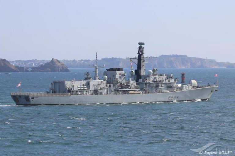 HMS RICHMOND photo
