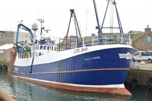 Photo of ALLEGIANCE SH90 ship