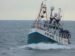 Photo of EL SHADDAI FR285 ship