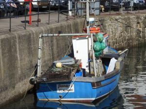 Photo of FIONA S ship