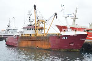 Photo of SYLVIA BOWERS DS8 ship