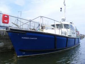 Photo of HUMBER CHARTER ship