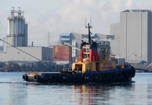 Photo of WYEFORCE ship