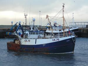 Photo of CONTEST LK70 ship