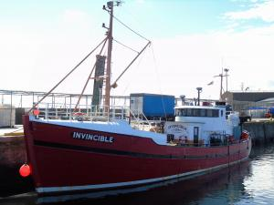 Photo of INVINCIBLE ship