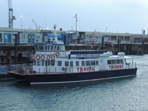 Photo of TRIDENT V ship