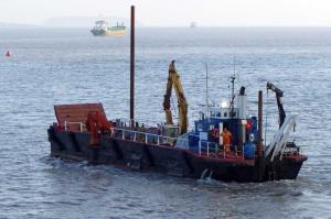 Photo of MV SABRINA II ship