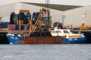 Photo of CORNELIS GERT JAN ship