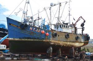 Photo of BONNIE LASS III ship