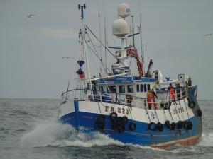 Photo of OCEAN REAPER ship