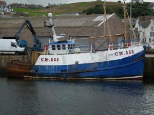 Photo of FREEDOM II CN111 ship
