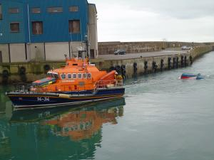 Photo of RNLI LIFEBOAT 14-34 ship