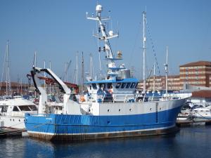 Photo of RV AORA ship