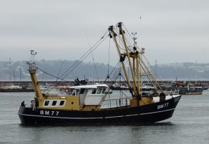 Photo of MFV JACOBA ship